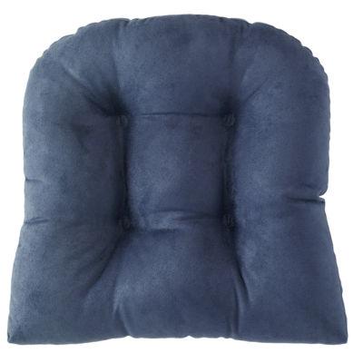 """Klear Vu Microsuede Gripper® 2-Pack 3"""" Chair Cushions"""