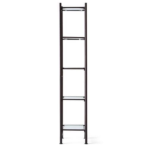 Camille 5-Shelf Bathroom Tower