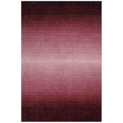 Momeni® Metro Ombre Wool Rectangular Rug