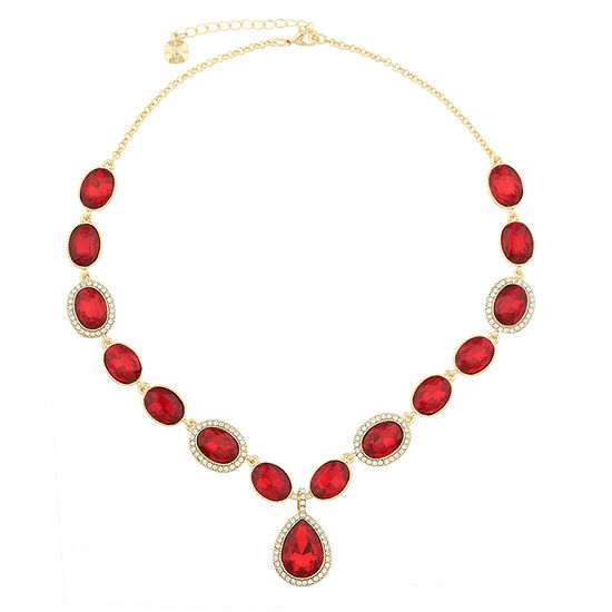 Monet Jewelry 20 Inch Collar Necklace