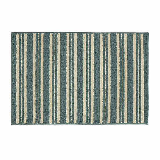 """JCPenney Home™ Kitchen Stripe Rectangular Rug - 20""""x30"""""""
