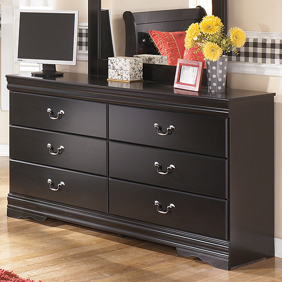 Signature design by ashley guthrie dresser jcpenney for Jcpenney bedroom furniture sale