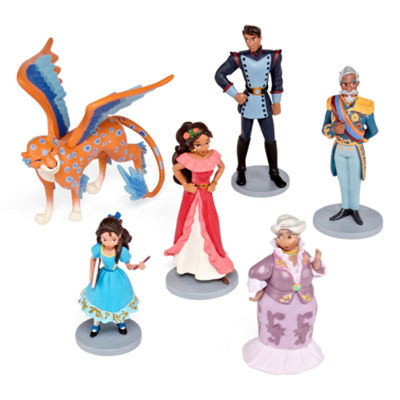 Disney 6-pc. Disney Princess Toy Playset - Boys