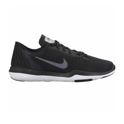 Nike Flex Supreme Tr 5 Mtlc Womens Training Shoes