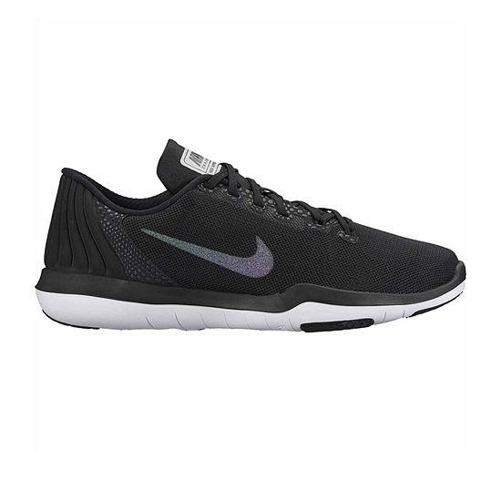 07b2ff0fa7eb6 Nike Flex Supreme Tr 5 Mtlc Womens Training Shoes JCPenney