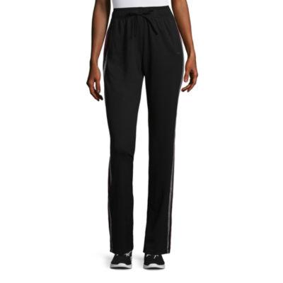 St. John's Bay Active Mesh Workout Pants - Tall
