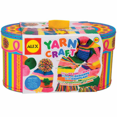 ALEX Toys Craft Yarn Craft