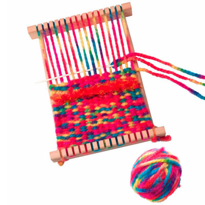 ALEX Toys Craft Fashion Weaving Loom
