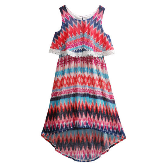 Emily West Sleeveless Skater Dress - Big Kid Girls