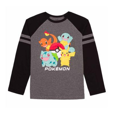 Pokemon Graphic T Shirt Big Kid Boys Jcpenney