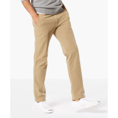Dockers® Slim Fit Downtime Khaki Smart 360 Flex Pants D1