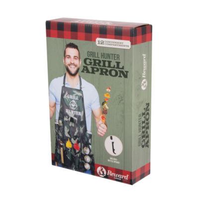 Reward Lodge Grilling Camo Apron