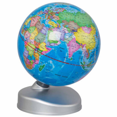 Discovery Kids Earth Globe JCPenney - Earth globe map