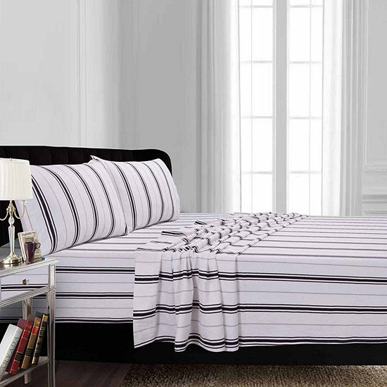 Tribeca Living Flannel Flannel Sheet Set