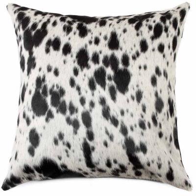 Icelandic Sheepskin Throw Pillow