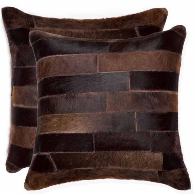 Torino Chevron Throw Pillow
