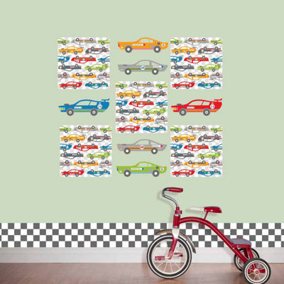 Brewster Wall Wall Decal