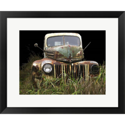 1947 Ford Framed Print Wall Art