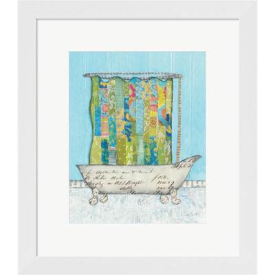 Metaverse Art Finding Your Way II Framed Print Wall Art