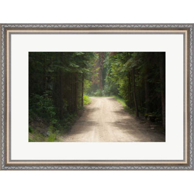 Metaverse Art Adventure Framed Print Wall Art