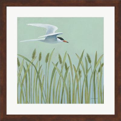 Metaverse Art Free As A Bird I Framed Print Wall Art