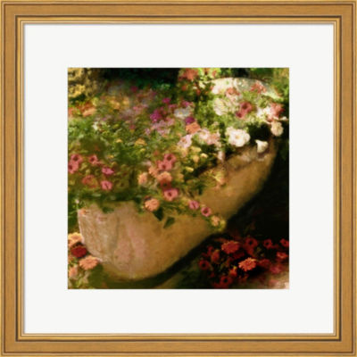 Metaverse Art Bathtub Framed Print Wall Art