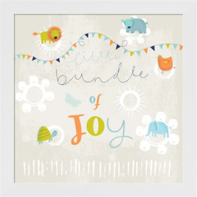 Bundle Of Joy Framed Print Wall Art