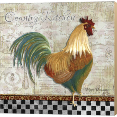 Country Kitchen Gallery Wrapped Canvas Wall Art OnDeep Stretch Bars
