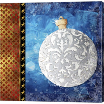 Elegante 4 Gallery Wrapped Canvas Wall Art On DeepStretch Bars