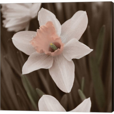 Metaverse Art Hint Of Spring II Gallery Wrapped Canvas Wall Art