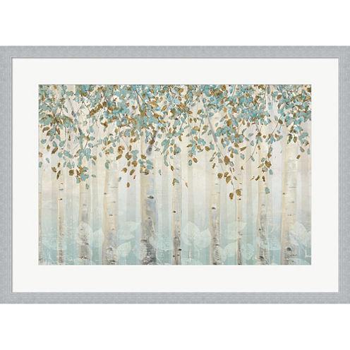 Dream Forest I Framed Print Wall Art