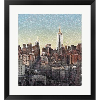 Metaverse Art Scenic + Landscape Print