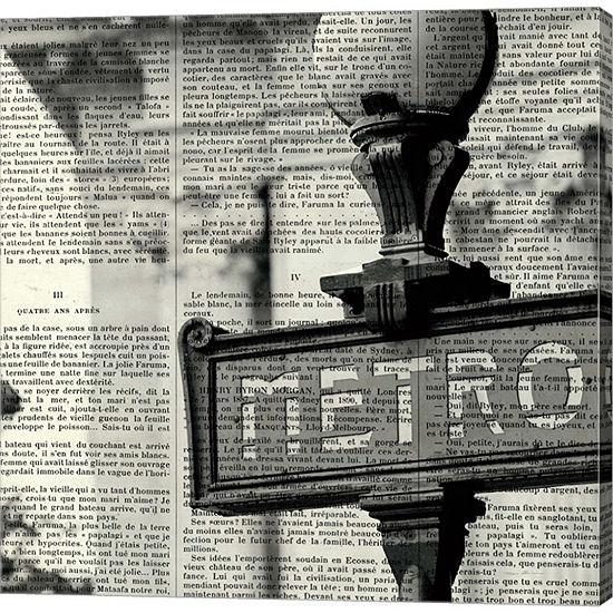 Metaverse Art Metro I Crop Gallery Wrapped Canvaswall Art