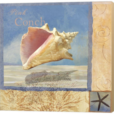 Metaverse Art Ocean Beauties II Gallery Wrapped Canvas Wall Art