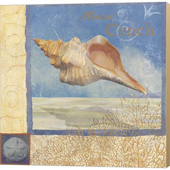Metaverse Art Ocean Beauties III Gallery Wrapped Canvas Wall Art