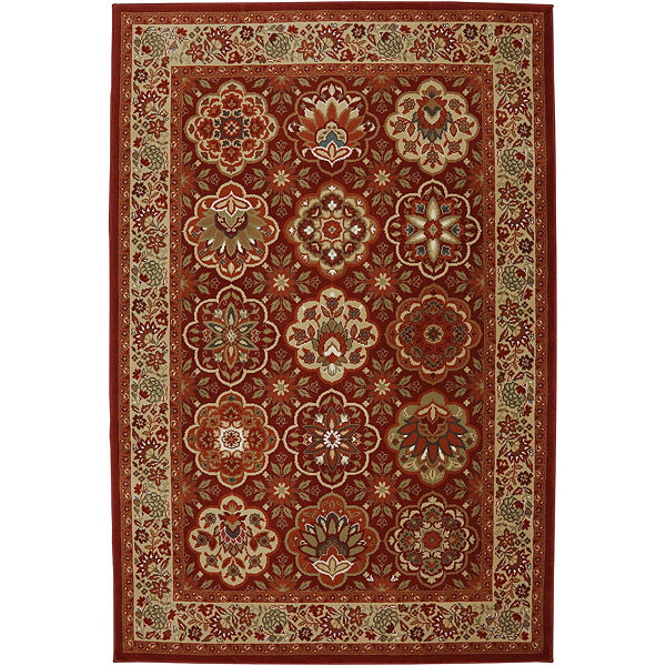 Mohawk Home Symphony Copperhill Rectangular Rugs