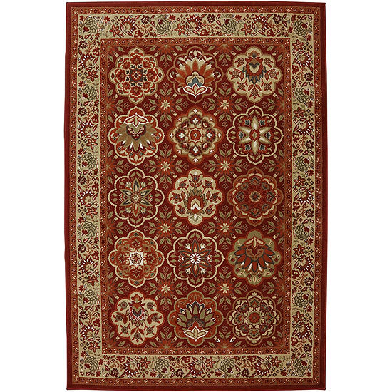 Mohawk Home Symphony Copperhill Rectangular Indoor Rugs