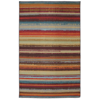 Mohawk Home Avenue Indoor/Outdoor Printed Rectangular Rugs