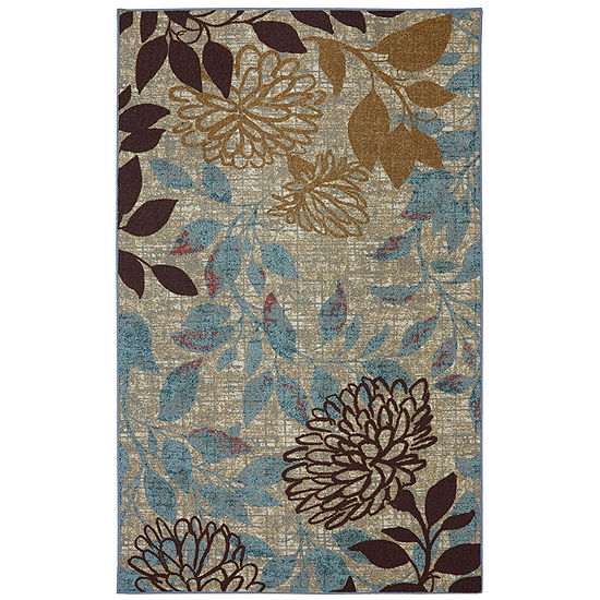 Mohawk Home Printed Indoor Outdoor Printed Rectangular Indoor Outdoor Rugs