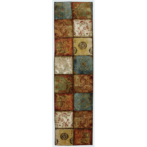 Mohawk Home Freeflow Artifact Panel Printed Rectangular Rugs