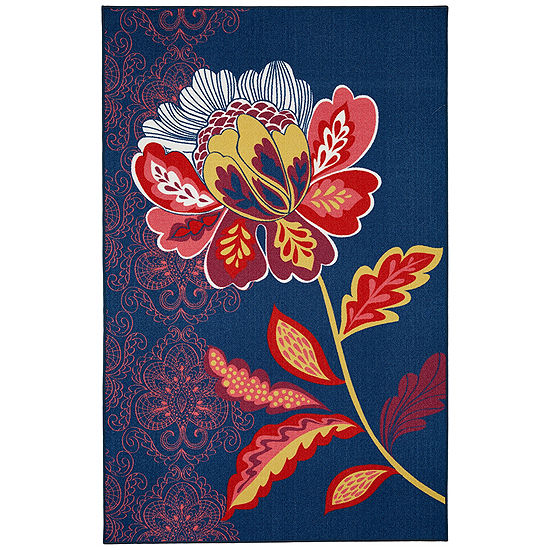 Mohawk Home Woodbridge Amaranda Printed Rectangular Indoor Rugs