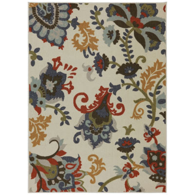 Mohawk Home Woodbridge Salias Printed Rectangular Rugs