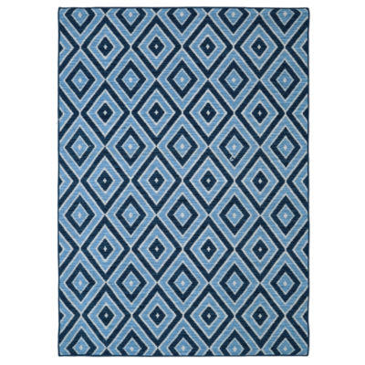 Mohawk Home Woodbridge Shima Printed Rectangular Rugs