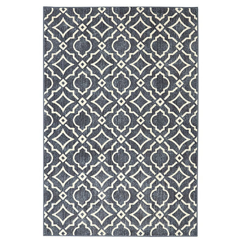 Mohawk Home Studio Carved Tiles Printed Rectangular Runner