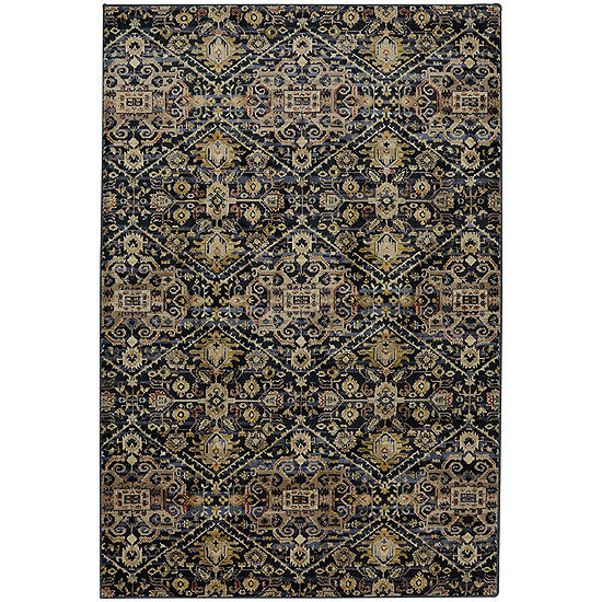 Mohawk Home Savannah Ellis Rectangular Indoor Rugs