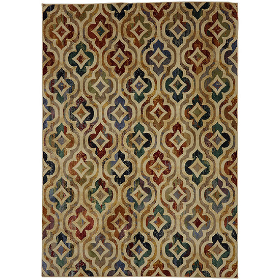 Mohawk Home Savannah Wright Rectangular Indoor Rugs