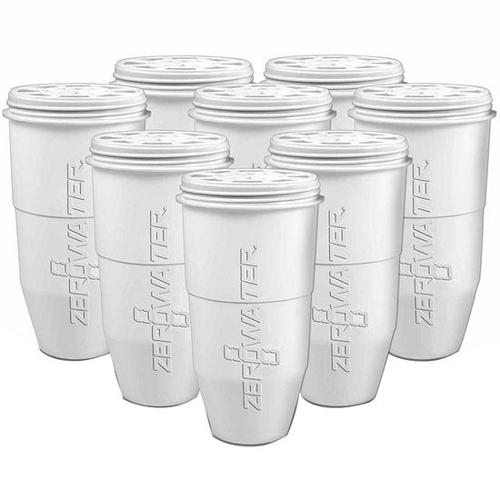 ZeroWater 5-Stage Ion Exchange Filter 8-Pack