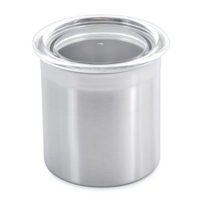 Studio Stainless Steel Canister with Lid 2.5 cups