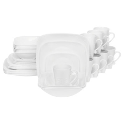 CORELLE BOUTIQUE CHERISH SQ 42 PC SET