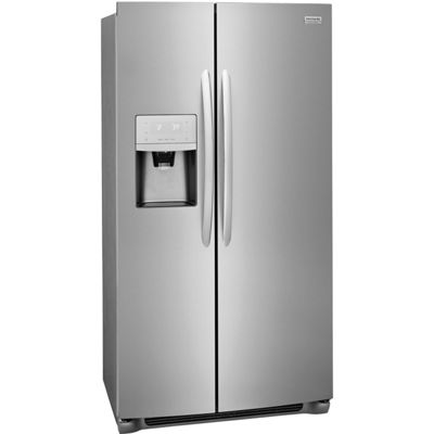 Frigidaire Gallery 22.4 Cu. Ft. Counter-Depth Side by Side Refrigerator